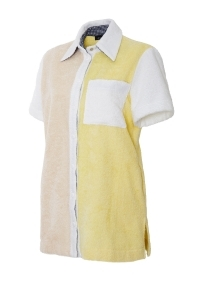 Unisex Terry cloth oversize shirt in different colors